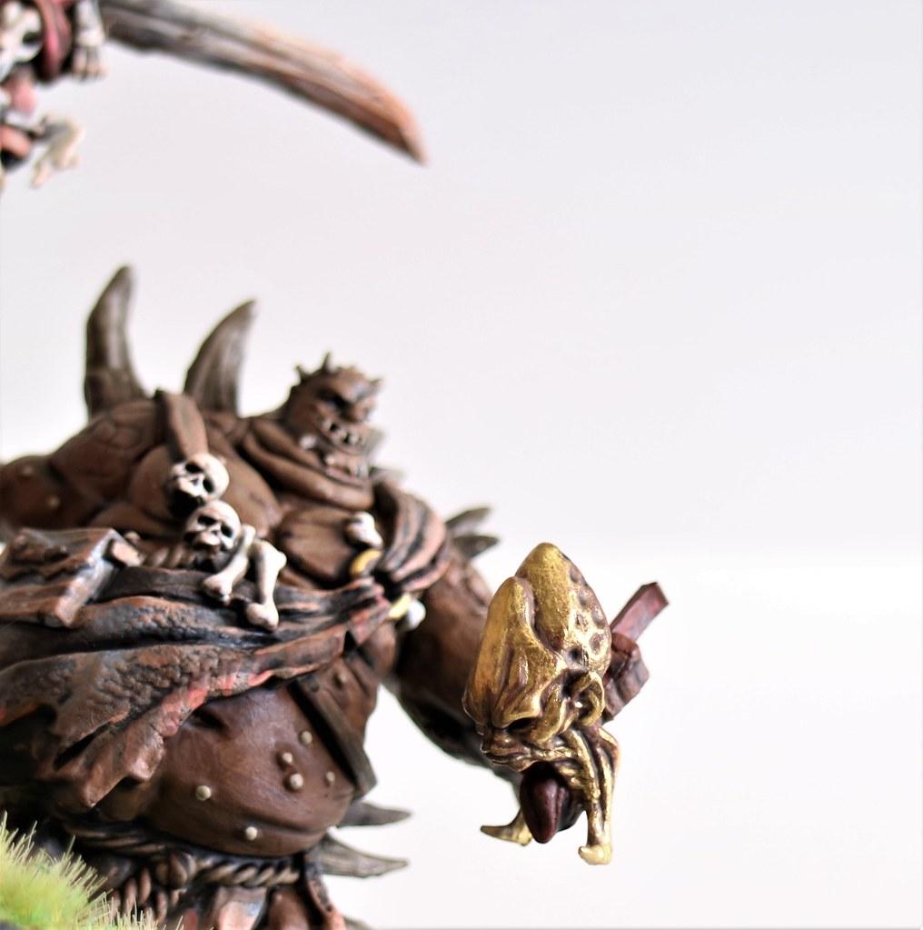 Runewars Miniatures Uthuk Y'llan Ravos Goblet