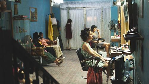 映画『ガザの美容室』