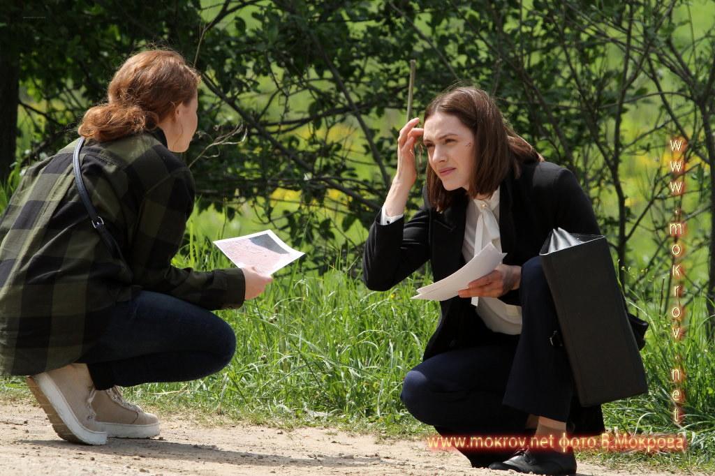 Актрисы Телесериала «Морозова сезон первый»