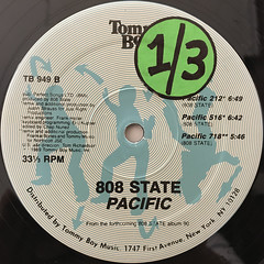 808 STATE:PACIFIC(LABEL SIDE-B)