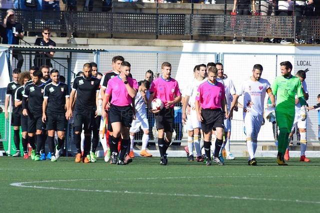 Promoción de Ascenso a 2ª División B (ida): Club Esportiu Felanitx 0-1 Agrupación Deportiva Ceuta Fútbol Club