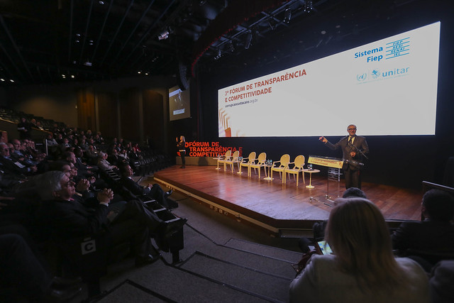 3° Fórum de Transparência em Competitividade