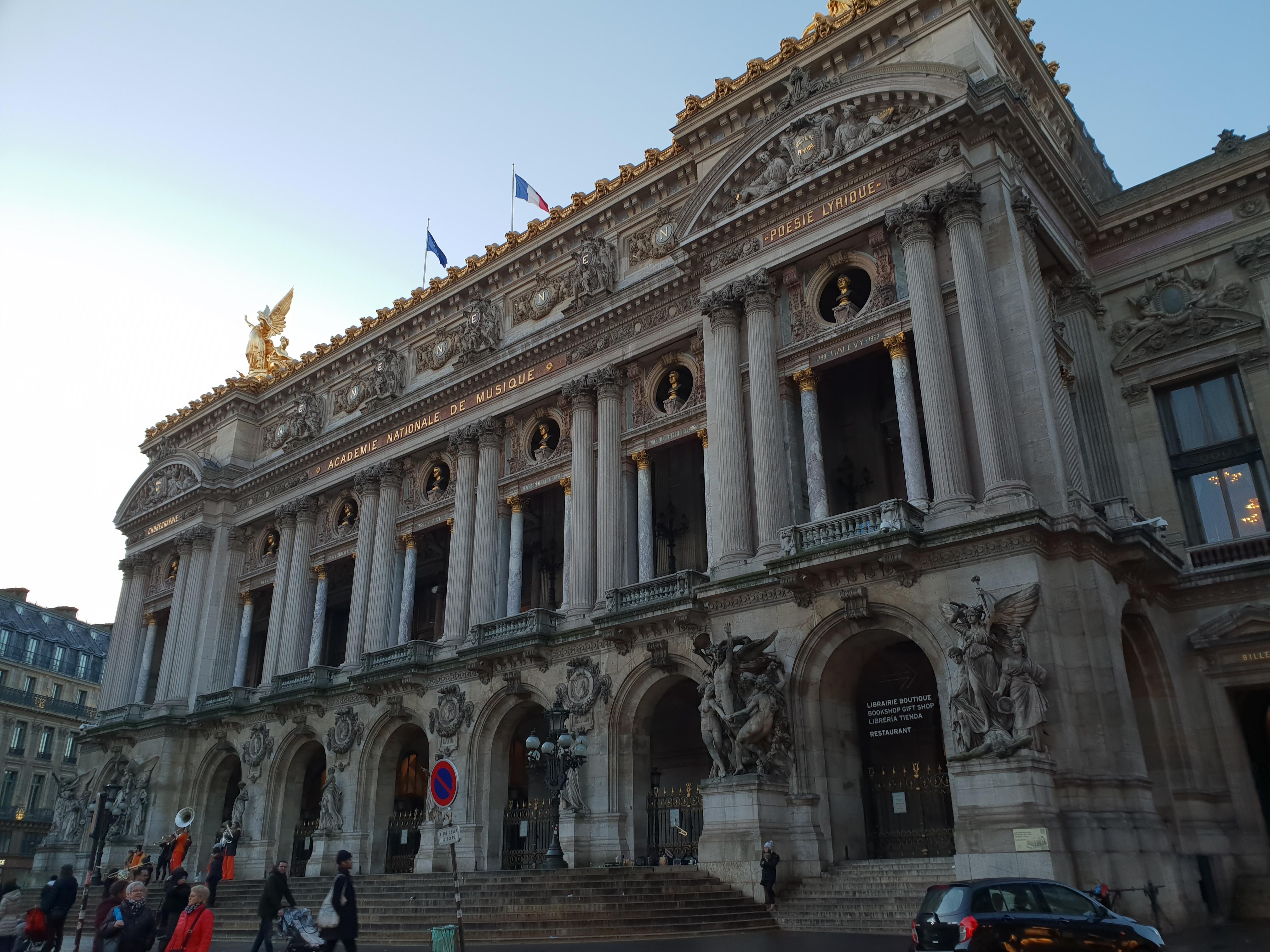 巴黎歌劇院Opéra de Paris-4
