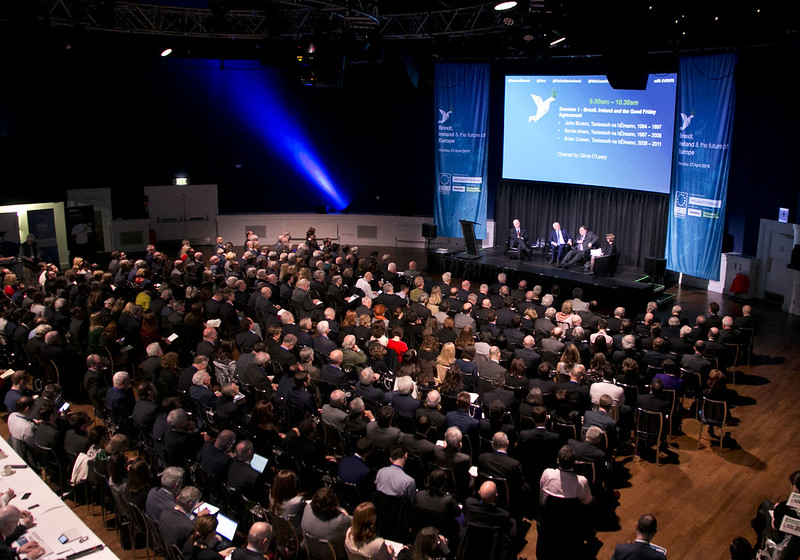 Brexit, Ireland and the Future of Europe