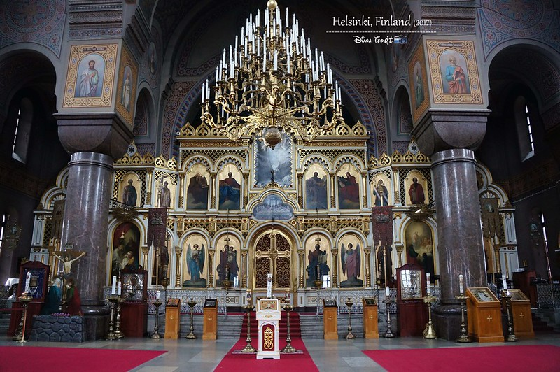 2017 Europe Helsinki Day 2 04 Uspenski Cathedral 02