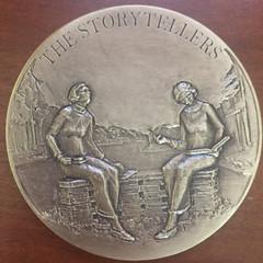 2018 Brookgreen Medal obverse