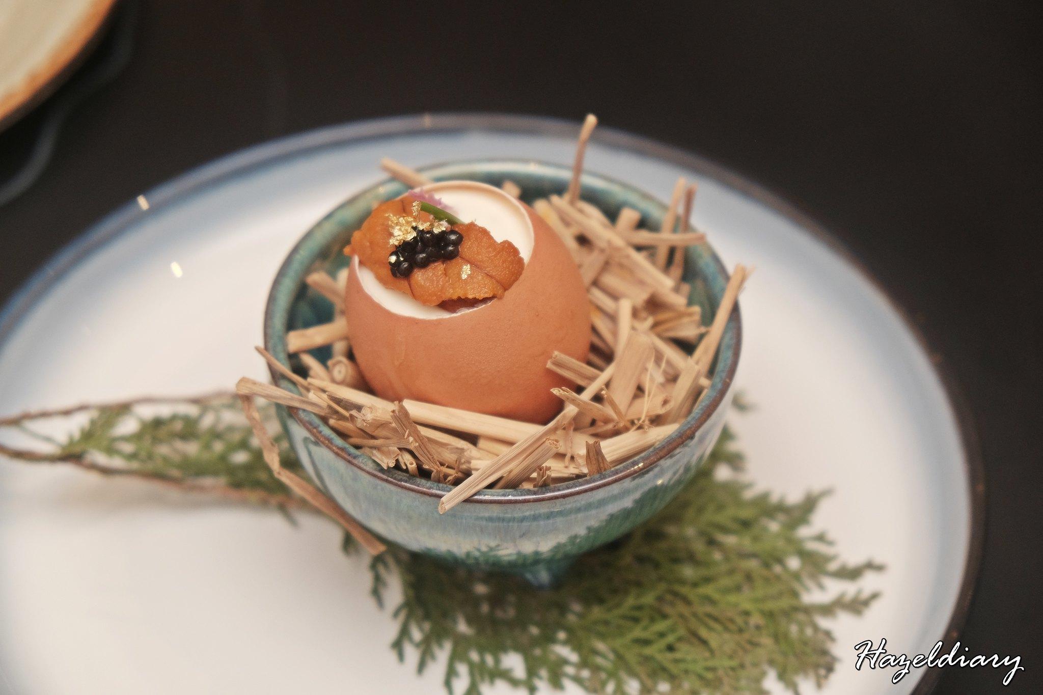 Caffe B-Farmer's Egg