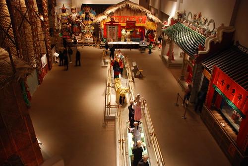 Folk Culture in Hong Kong, Hong Kong Museum of History. From History Comes Alive in Hong Kong