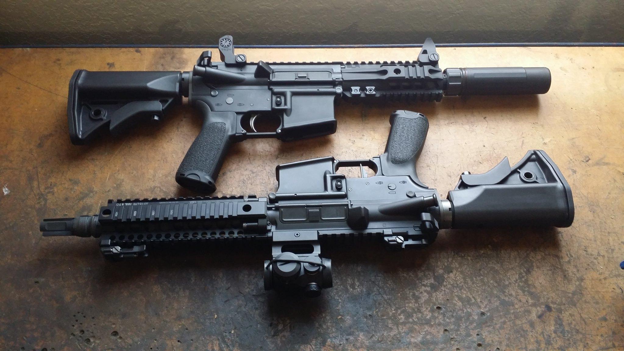 shortest useful AR SBR? - AR15 COM