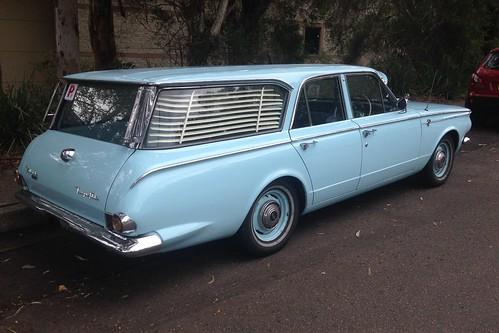 1965 Chrysler Valiant AP6 Wagon - Mopars com