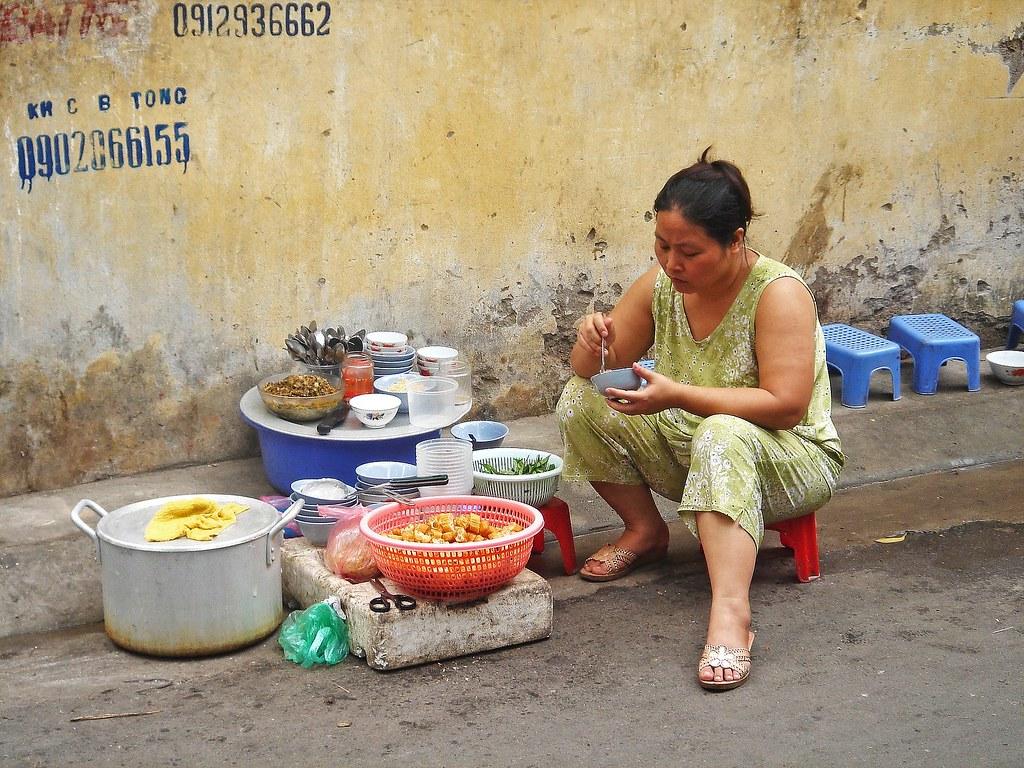 Comida en Saigon