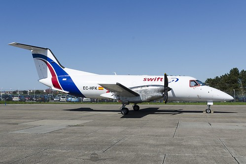 EC-HFK Embraer 120RT Brasilia