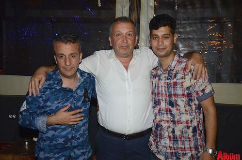 Levent Gülmez, Behçet Kocapınar, Fatih Bozkurt