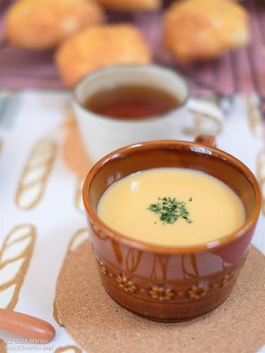 レンズ豆と人参のスープ 20180504-DSCT3391 (2)