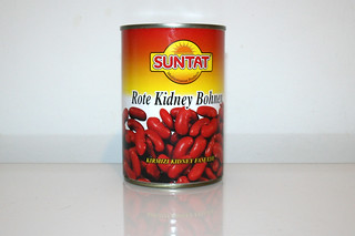 05 - Zutat Kidneybohnen / Ingredient kidney beans