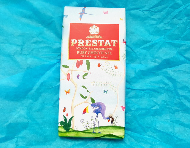 Prestat Ruby Chocolate