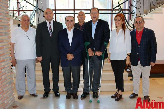 Kişisel Verileri Koruma Kurumu Daire Başkanı Mustafa Erbilli- Kişisel Verilerin Korunması Toplantısı
