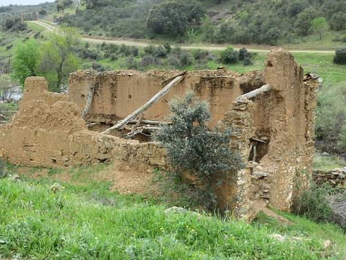 Ruinas del molino, Navalucillos