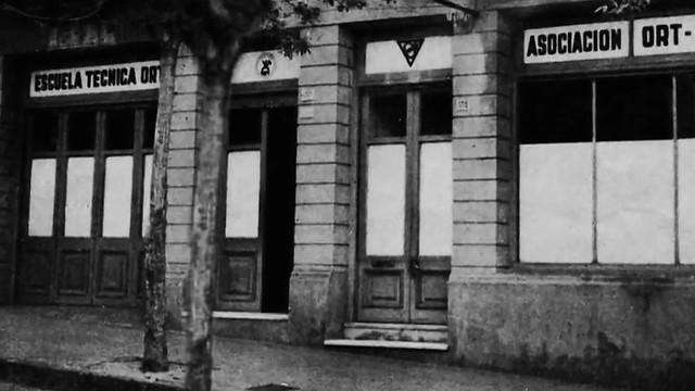 Actividades de ORT Uruguay en los años 40
