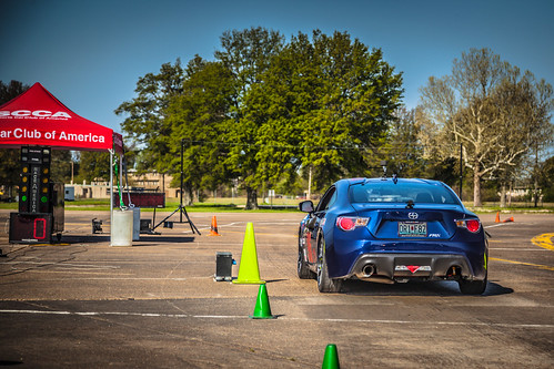Spec FR-S leaving the Line