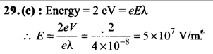 NEET AIPMT Physics Chapter Wise Solutions - Current Electricity explanation 29