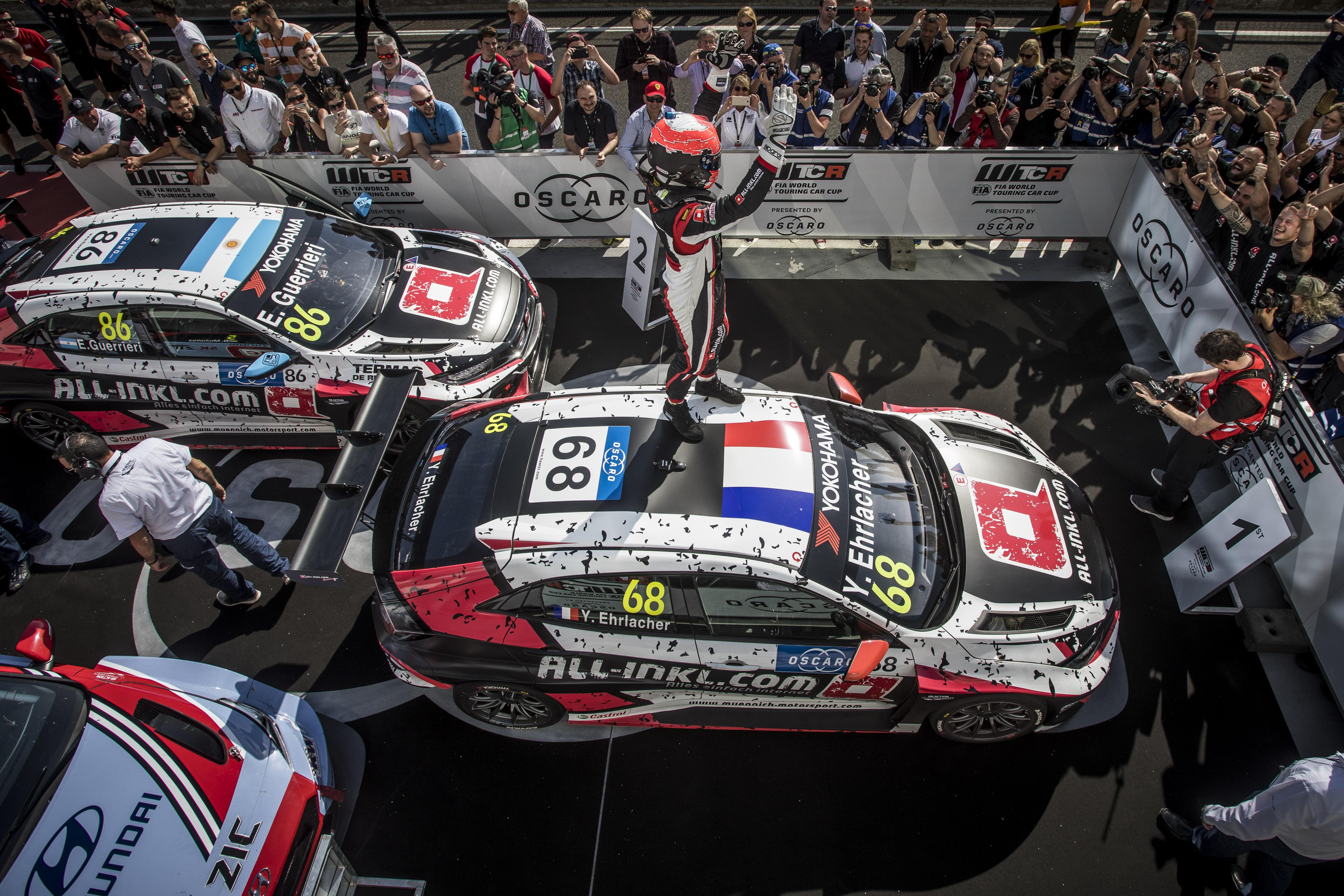 WTCR race recap: #2 Hungary