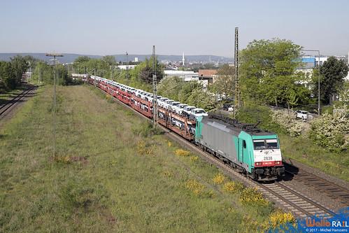 Aachen - Rothe Erde.  09.05.18.