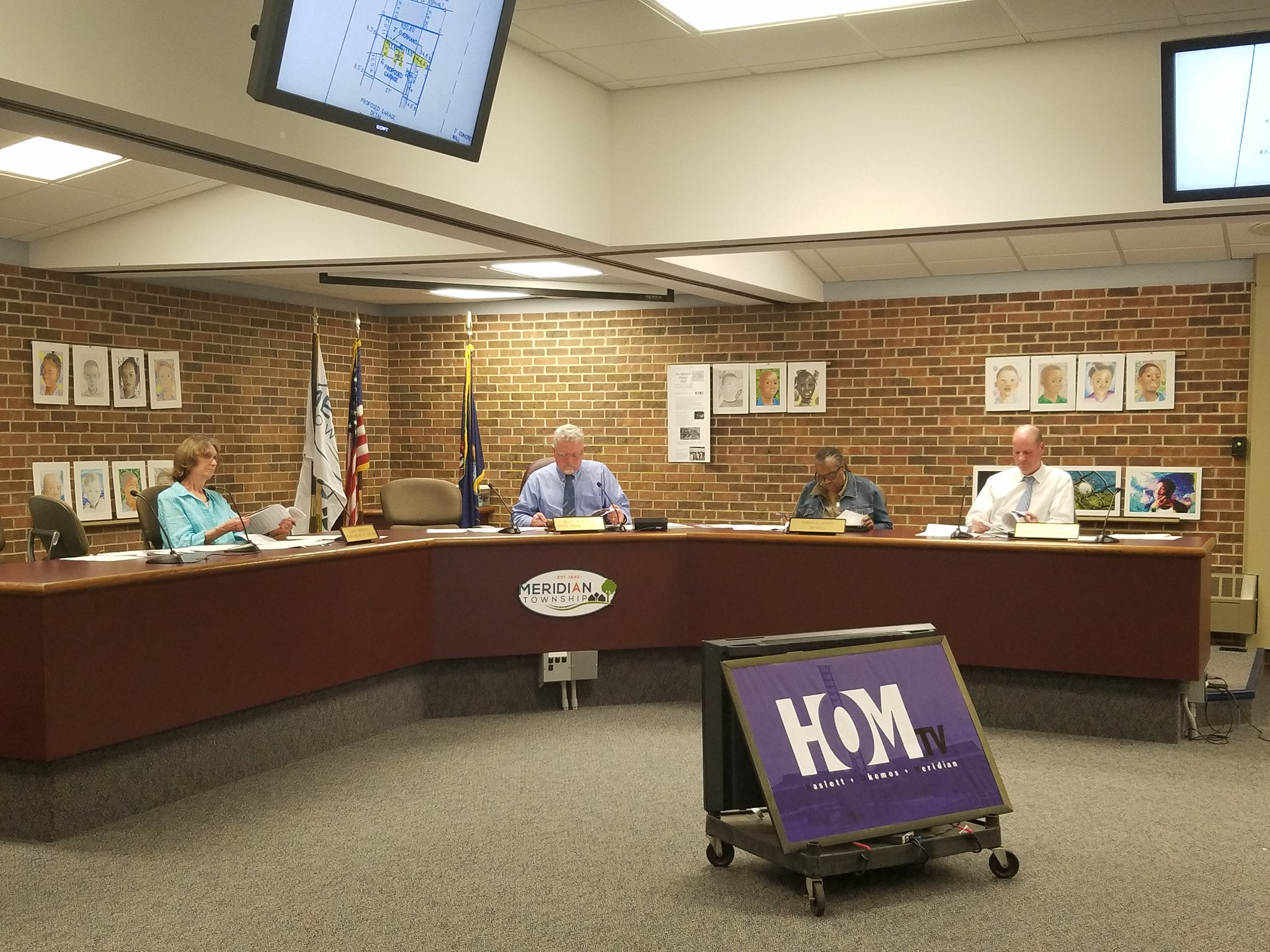 Zoning Board of Appeals Upholds the Redevelopment of Haslett Marathon Station