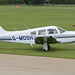 Piper PA28R-201 Arrow III 'G-MOSH'
