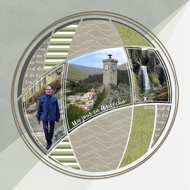 Un jour en Ardèche
