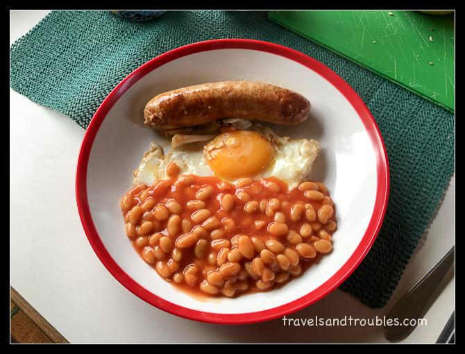 Een goed ontbijt