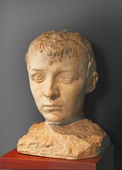 Camille Claudel par Auguste Rodin (Musée français de la Carte à jouer, Issy
