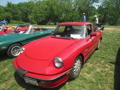 1987 Alfa Romeo Spider Quadrifoglio - S3