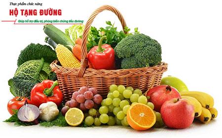 Tăng cường rau quả giúp bạn ổn định đường huyết và bảo vệ thị lực