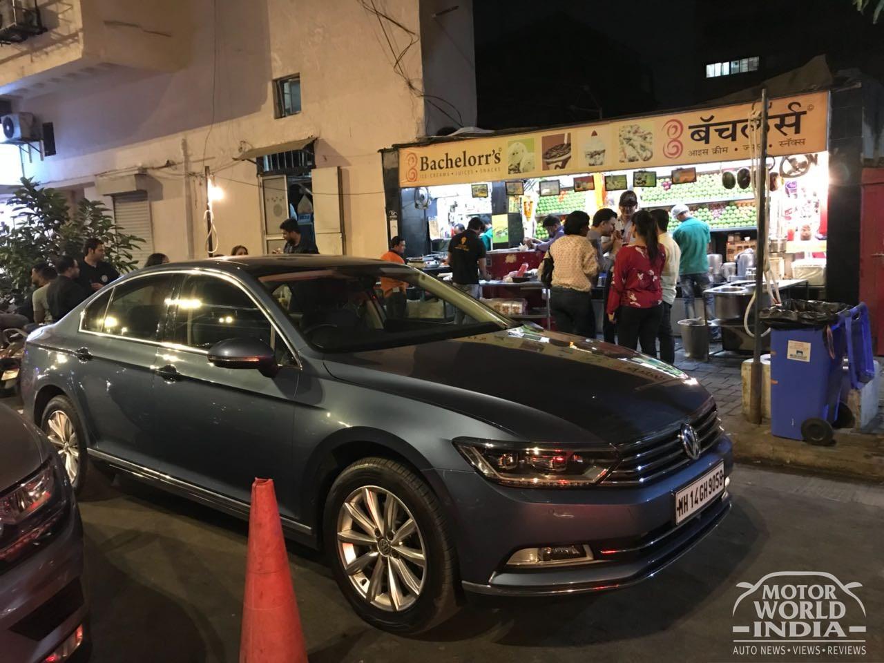 Volkswagen Midnight Food Trail