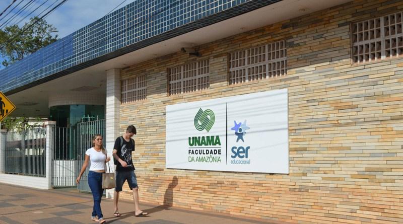 Unama indica e enfermeira da Perfuga é condecorada pela Câmara de Vereadores, Unama em Santarém