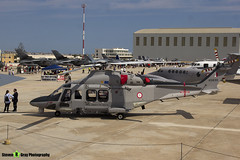 AS1630 - 31625 - Armed Forces of Malta - AgustaWestland AW139 - Luqa Malta 2017 - 170923 - Steven Gray - IMG_0133