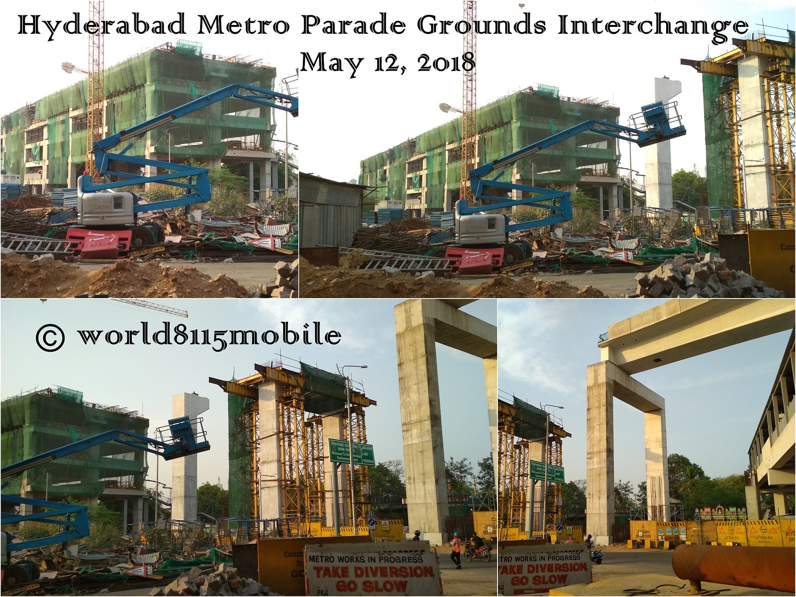 Hyderabad | Metro | హైదరాబాద్ మెట్రో - Page