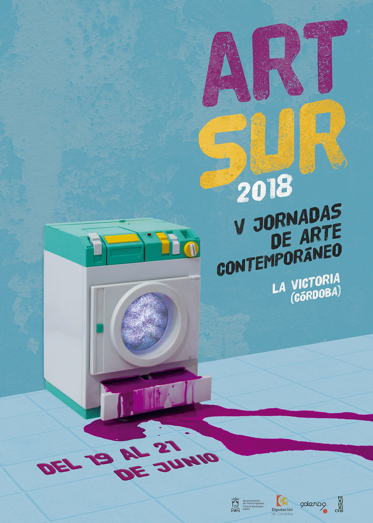 Cartel Art Sur 2018