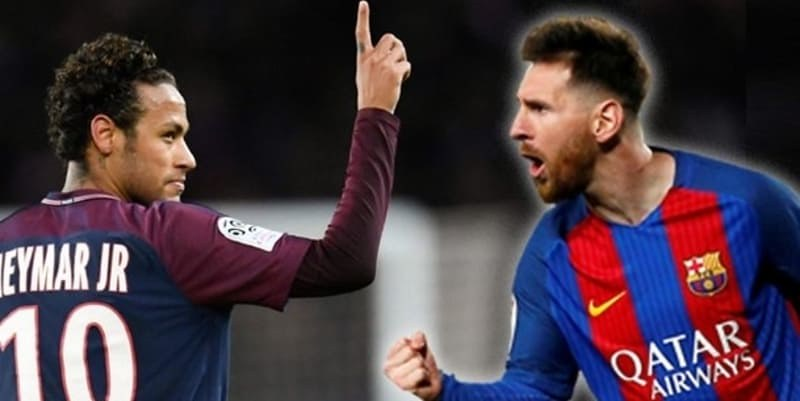 Lionel Messi Menegaskan Neymar Bergabung ke Real Madrid Maka Pukulan Telak Buat Barcelona