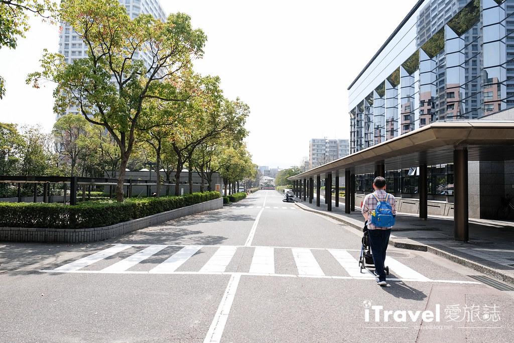福冈饭店推荐 The Residential Suites Fukuoka (63)
