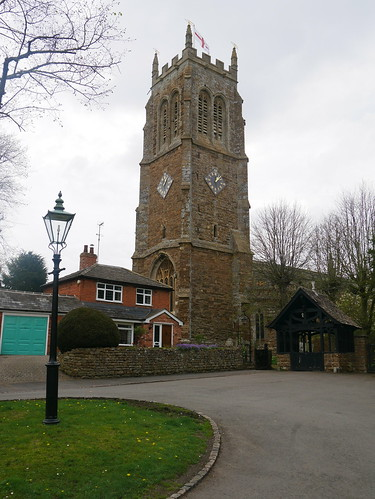 Lower Brailes Church