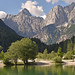 Slovenia - Kranjska Gora - Lake Jasna