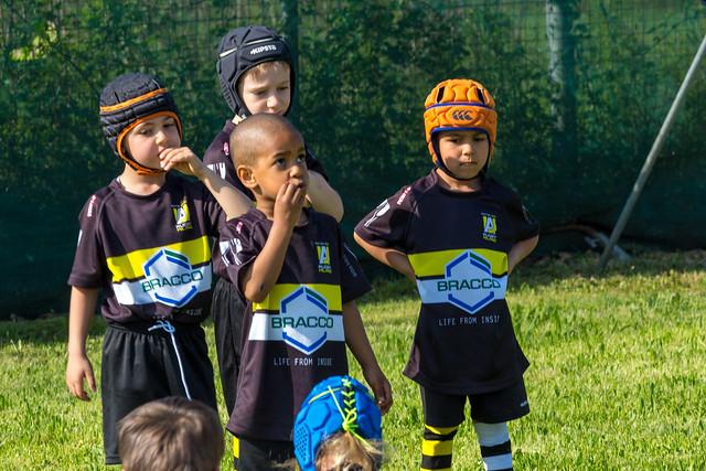 Rugby - Under 6 - Rho - 22 Apr 2018 - 04