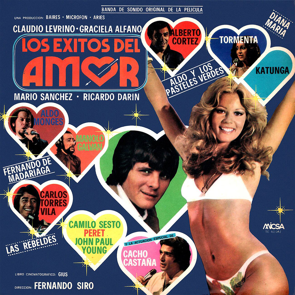 Various Artists - Los exitos del amor