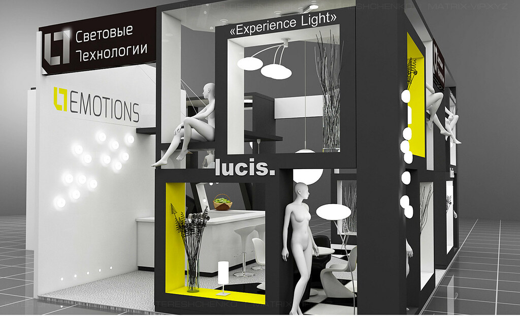 Exhibition Stand Lighting Near Me : Exhibition stand of the company lighting technology flickr