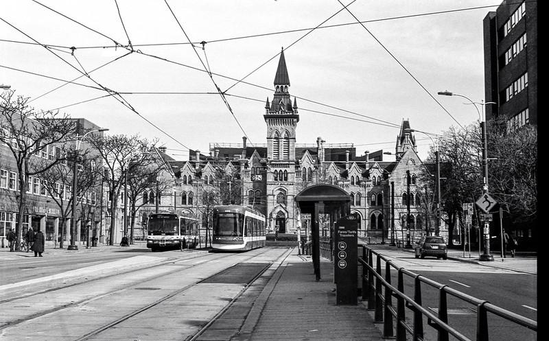 Spadina Circle University of Toronto