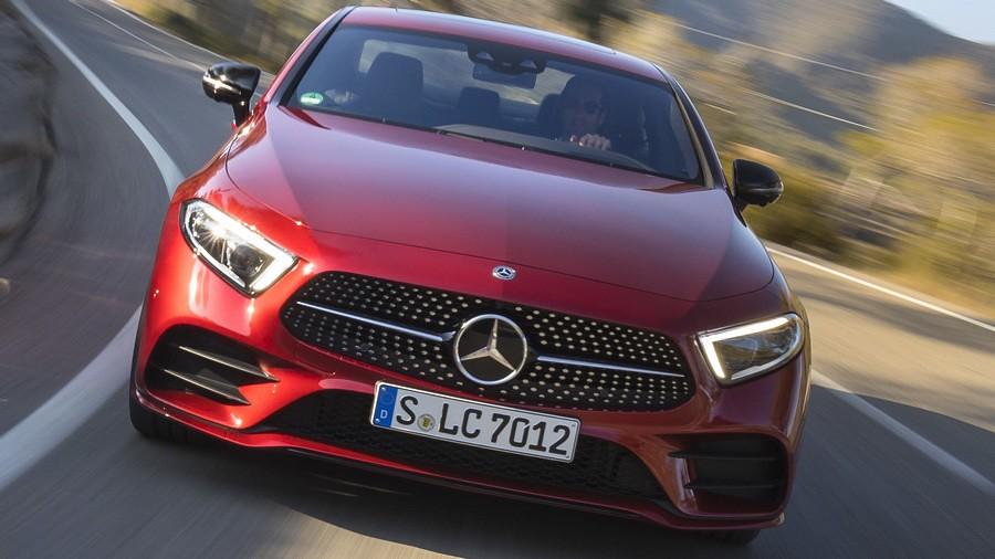 Mercedes CLS 450_1