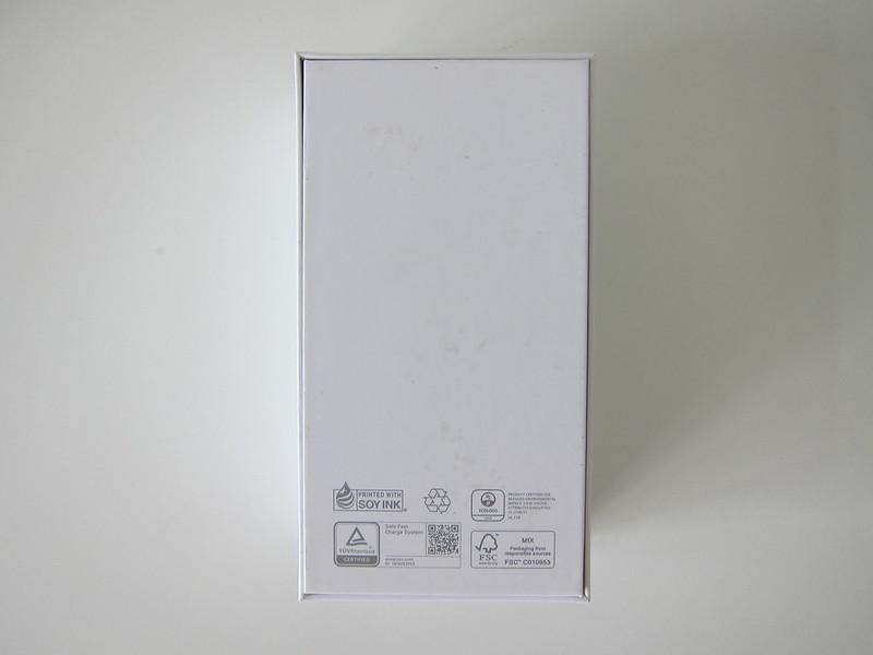 Huawei P20 Pro - Box Back
