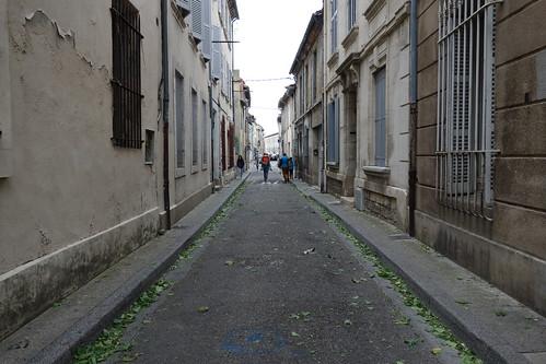 After the Mistral - Avignon, France